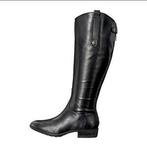 SAM EDELMAN Wide Calf Circumference boots penny